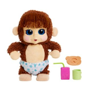 Animal Babies Jumpin' Lil Monkey