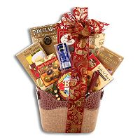 Alder Creek The Connoisseur Gift Basket