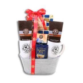 Alder Creek Coffee Bean & Tea Leaf Gift Basket
