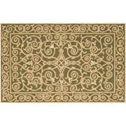 Safavieh Chelsea Scroll Hand Hooked Wool Rug