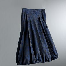 Simply Vera Vera Wang Jacquard Bubble Skirt :  bubble skirt vera wang jacquard bubble hem