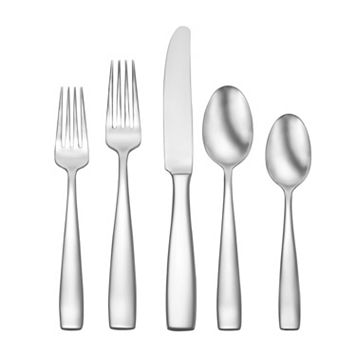 Oneida Cannon 45-pc. Flatware Set