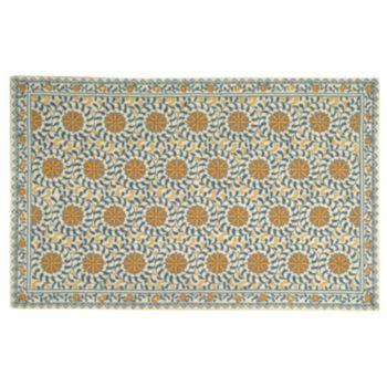 Safavieh Chelsea Pinwheel Hand Hooked Wool Rug