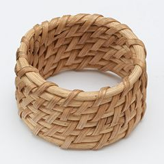 Food Network™ Rattan Cane Napkin Ring