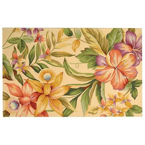 Safavieh Chelsea Delphine Floral Hand Hooked Wool Rug