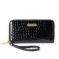 Women's Leatherbay Crocodile Wallet