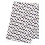 Trend Lab Chevron Flannel Swaddle Blanket