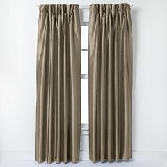 Window Curtainworks 1-Panel Marquee Lined Window Curtain