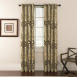 Window Accents Bristol Window Curtain Set