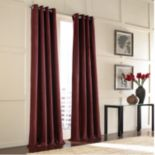 Window Curtainworks 1-Panel Messina Lined Window Curtain