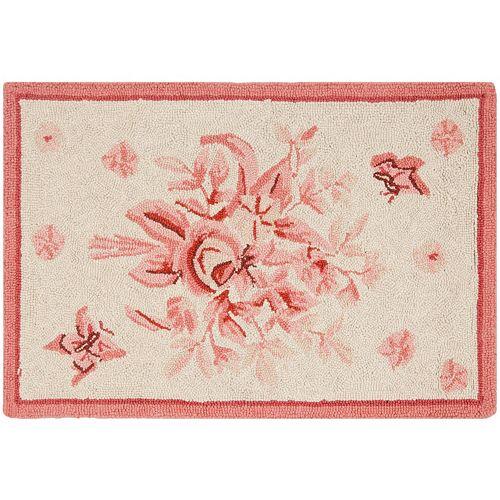 Safavieh Chelsea Vintage Paradise Floral Hand Hooked Wool Rug