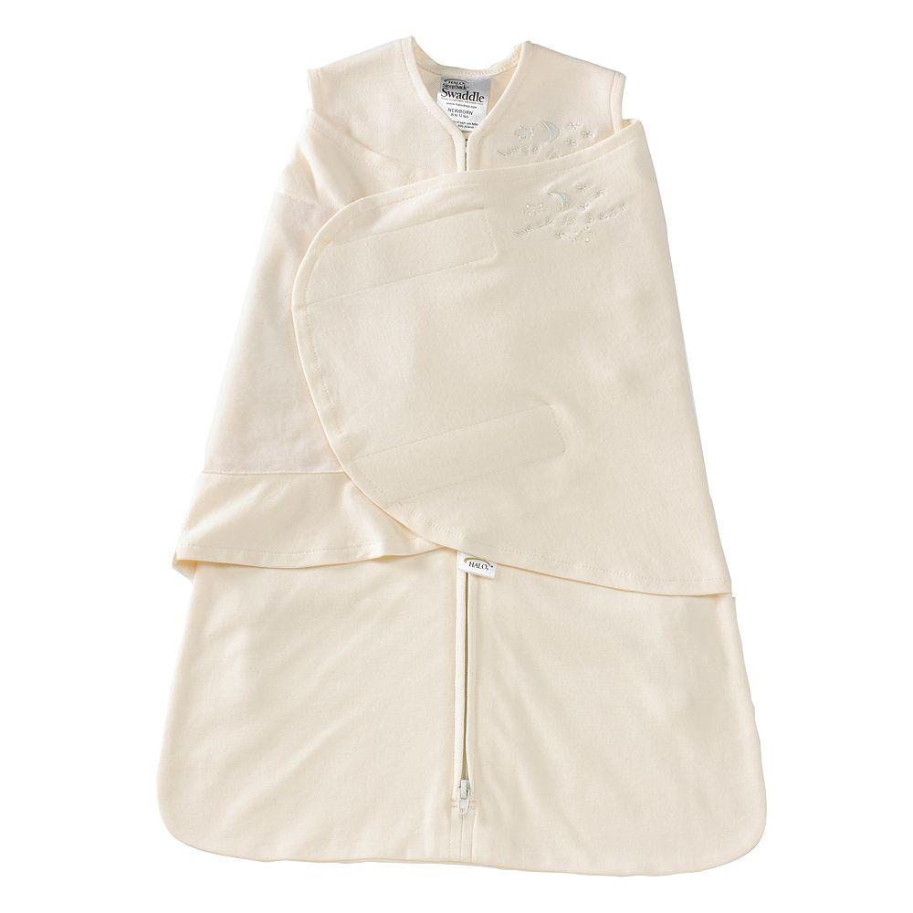 HALO Cotton SleepSack Swaddle