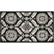 Safavieh Chelsea Abstract Medallion Hand Hooked Wool Rug
