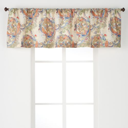 Chaps Coral Sands Valance