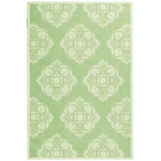 Safavieh Chelsea Damask Framed Wool Rug