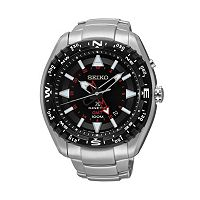 Seiko Men's Prospex Stainless Steel Kinetic Watch - SUN049