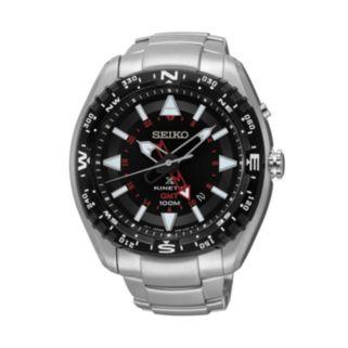 Seiko Men's Prospex Stainless Steel Kinetic Watch - SUN049