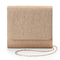 Lenore by La Regale Metallic Roll Clutch