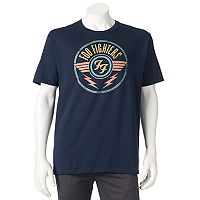 Men's Foo Fighters Wing Seal Logo Tee