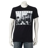 Men's Nirvana Photo Tee