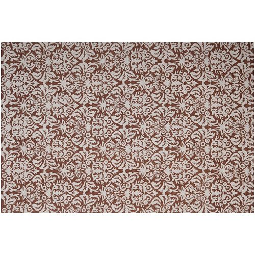 Safavieh Chelsea Palmaire Damask Hand Hooked Wool Rug