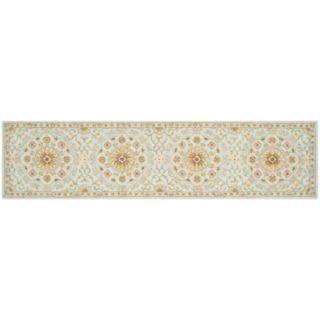 Safavieh Chelsea Provence Medallion Hand Hooked Wool Rug