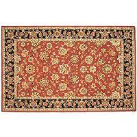 Safavieh Chelsea Kashan Floral Hand Hooked Wool Rug
