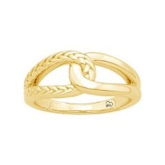 LOVE 360 14k Gold Wedding Ring
