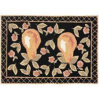 Safavieh Chelsea Pears Hand Hooked Wool Rug