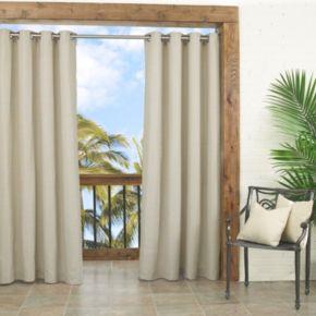 Parasol 1-Panel Key Largo Indoor Outdoor Curtain