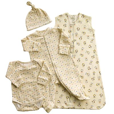 HALO Organic SleepSack 4-pc. Gift Set