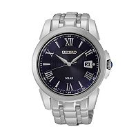 Seiko Men's Le Grand Sport Stainless Steel Solar Watch - SNE395