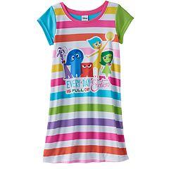 Disney / Pixar Inside Out Girls 6-12 Nightgown