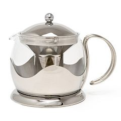 La Cafetiere Stainless Steel 4 cupTeapot