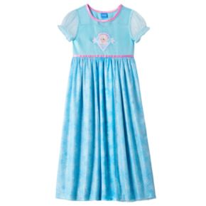 Disney's Frozen Elsa Girls 4-10 Dress-Up Nightgown