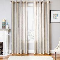 Softline Harrison Stripe Sheer Window Curtain