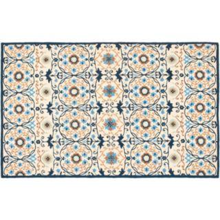 Safavieh Chelsea Tribal Floral Hand Hooked Wool Rug