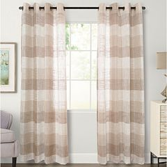 SONOMA Goods for Life™ 1-Panel Naturals Nolan Window Curtain