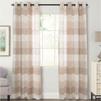 SONOMA Goods for Life? 1-Panel Naturals Nolan Window Curtain