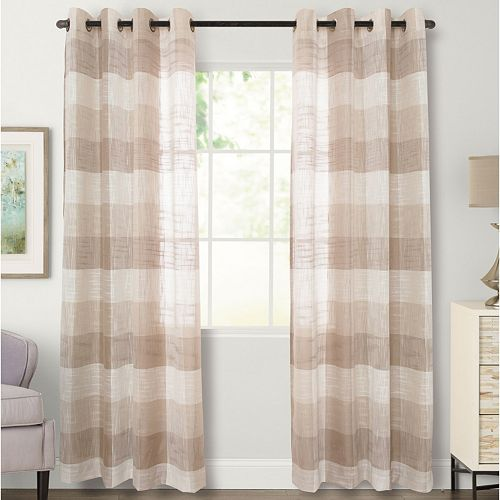 SONOMA Goods for Life™ Naturals Nolan Window Curtain