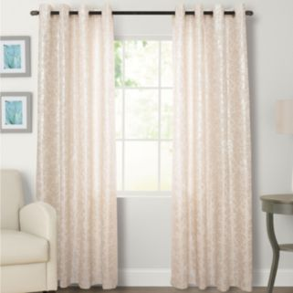 SONOMA Goods for Life™ Naturals Kingsbury Window Curtain