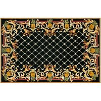 Safavieh Chelsea Pineapple Trellis Framed Wool Rug
