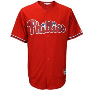 Men's Majestic Philadelphia Phillies Replica MLB Jersey