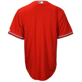 Men's Majestic Philadelphia Phillies Replica MLB Jersey