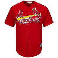 Men's Majestic St. Louis Cardinals Replica MLB Jersey