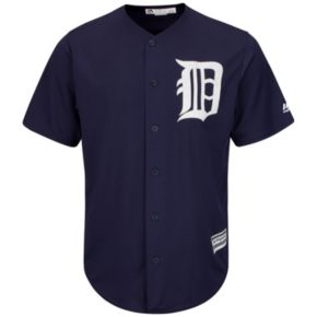 Men's Majestic Detroit Tigers Replica MLB Jersey