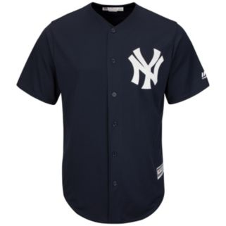 Men's Majestic New York Yankees Replica MLB Jersey