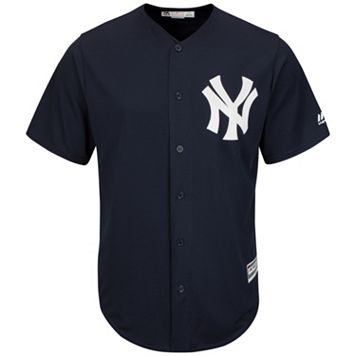 Men's Majestic New York Yankees Replica MLB Jersey