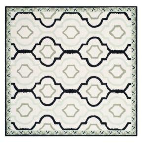 Safavieh Chelsea Quatrefoil Hand Hooked Wool Rug