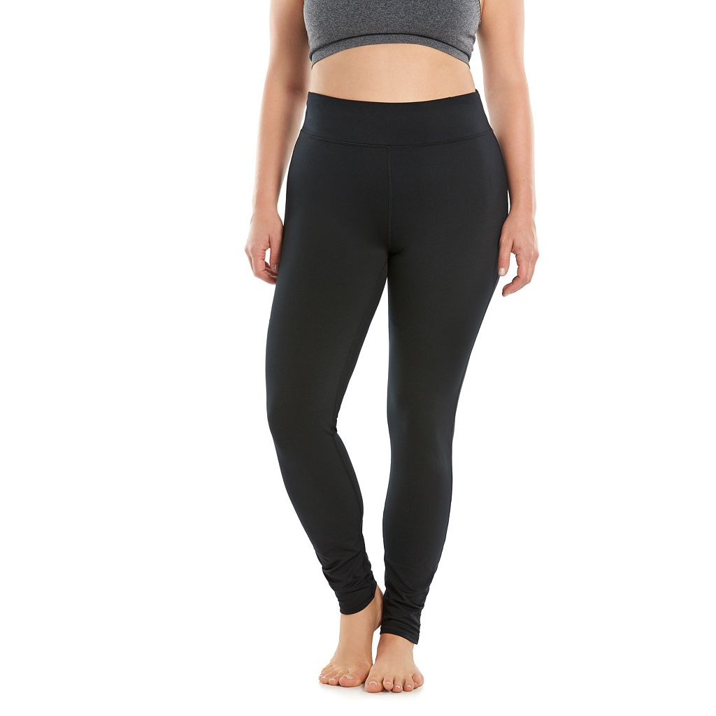 Plus Size Gaiam Om Yoga Leggings